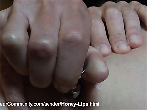 handsome honey gets boinked in her ultra-kinky fuck holes