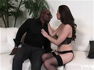 magnificent Casey Calvert taking her lessons in her hatch