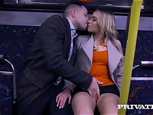 Private.com - Mia Malkova drills in the canal