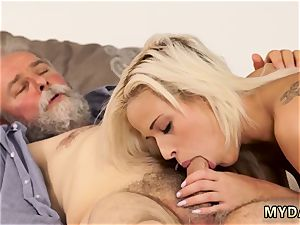 senior chick doll Surprise your girlcompanion and she will plow with your dad