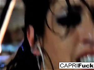 cutie Capri gets humped rock-hard by Keni