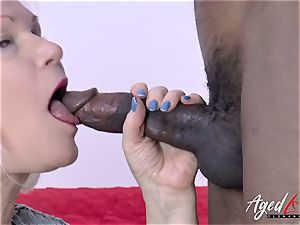 AgedLovE Lacey Starr and black boy xxx