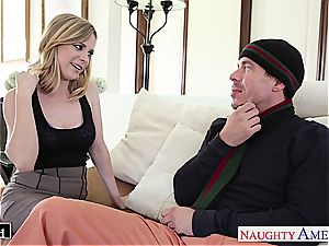 huge-titted light-haired Penny Pax pounding