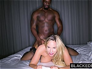 phat titted foolish housewife gets slain by a enormous black cumbot