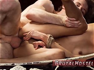 Danny harsh rectal romping first time skimpy lil Jade Jantzen, she just wished to have a joy