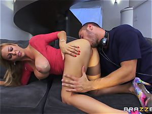 super hot lessons in love from Alexis Fawx