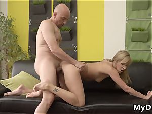 assfuck muddy older guy humps nubile Would you pole-dance on my chisel?