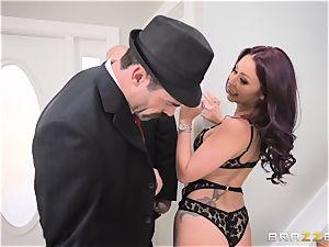 romping man rod deep into Monique Alexander