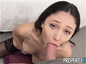 PropertySex Ariana Marie enjoying The Christmas intercourse