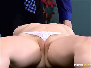 Patient Penny Pax torn up by hefty dicked medic