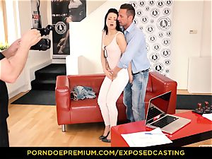 exposed audition - Taissia Shanti poked rigid in her booty