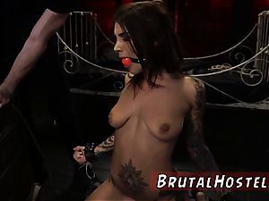 tough jizm inwards and ass fucking penalty restrain bondage unfortunately their fun comes to a unexpected