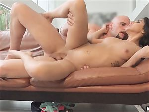 Brittany bliss caught on camera screwing her boy