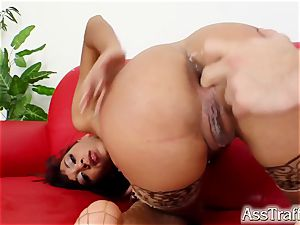 squirting showcase by Shani as her donk is screwed