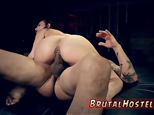 latin gimp and winter bondage hottest friends Aidra Fox and Kharlie Stone are vacationing