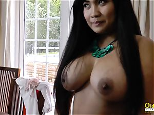 OldNannY Lacey Starr and Polynesian g/g