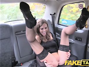 faux cab Posh dolls turgid vag and ass penetrated