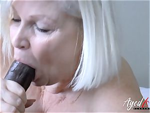 AgedLovE Lacey Starr hardcore multiracial fuck