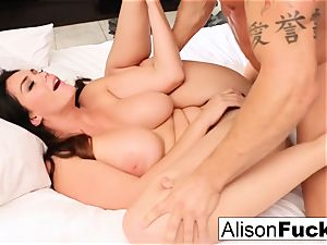 molten motel room poking with Alison and Marcus
