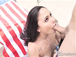 PASSION-HD Backyard 4th of July outdoor tear up
