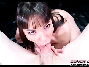 ConorCoxxx- large meatpipe cuckold fellatio With Dana DeArmond