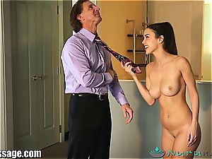 Dillion Harper porked by her step daddy