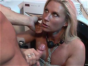 Devon Lee enjoys getting her moist fuckbox jammed